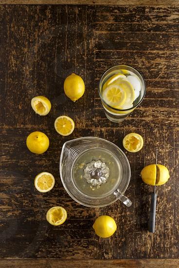 Food Preparation - Lemonade photo