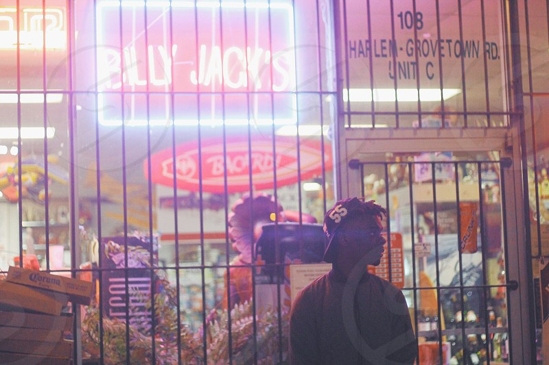 Liquor Store Blues / Grovetown Georgia photo