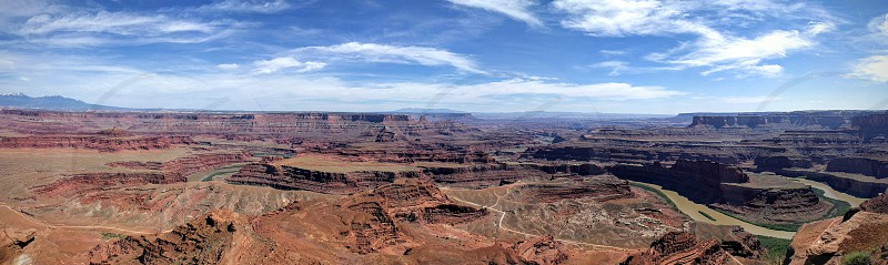Dead Horse Point State Park Utah photo