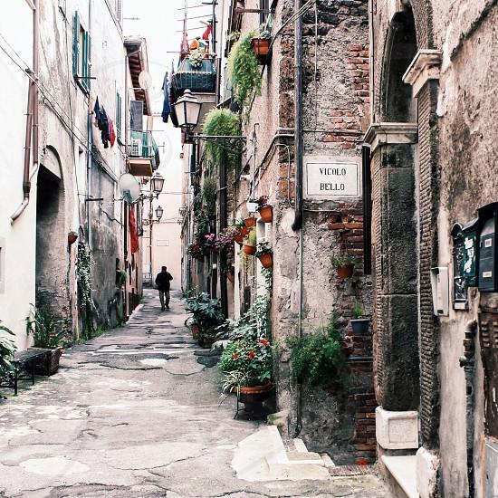 """""""Italian Village"""" - Italy Italia Village  photo"""