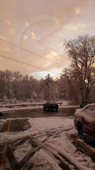 sunset sdb photo