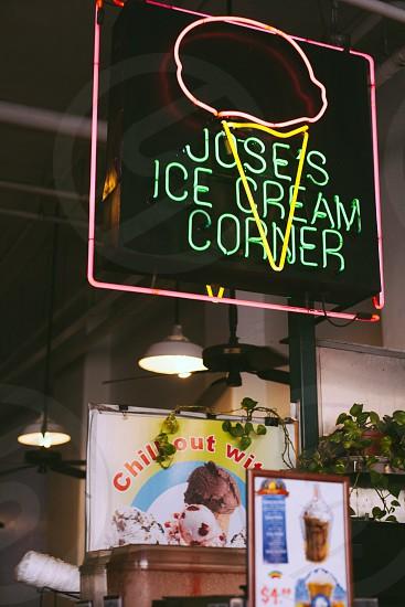 jose's ice cream corner photo