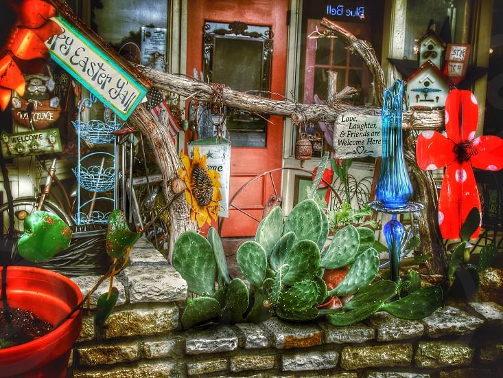 Store Front Glen Rose Texas photo