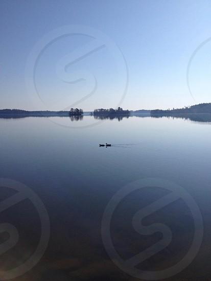 lake waters photo