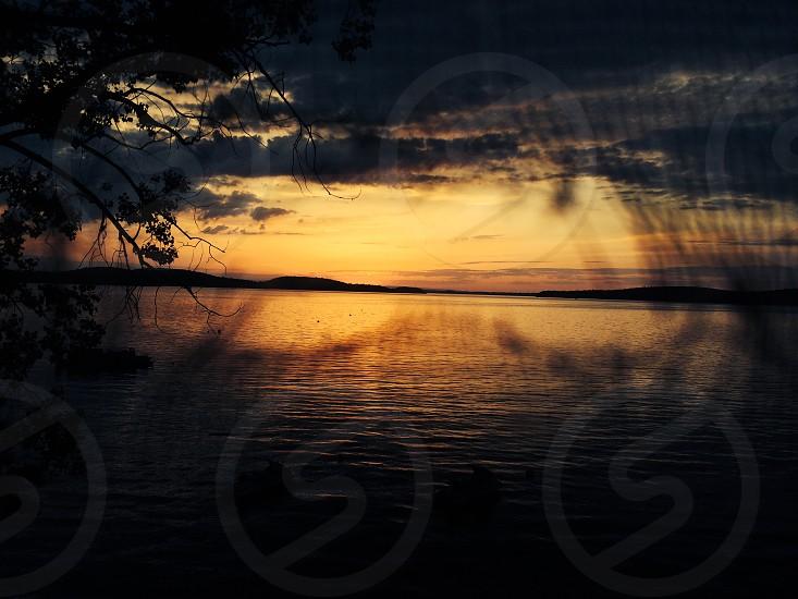 """""""The Point"""" Lake Champlain VT photo"""