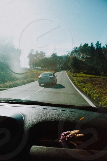 the car photo