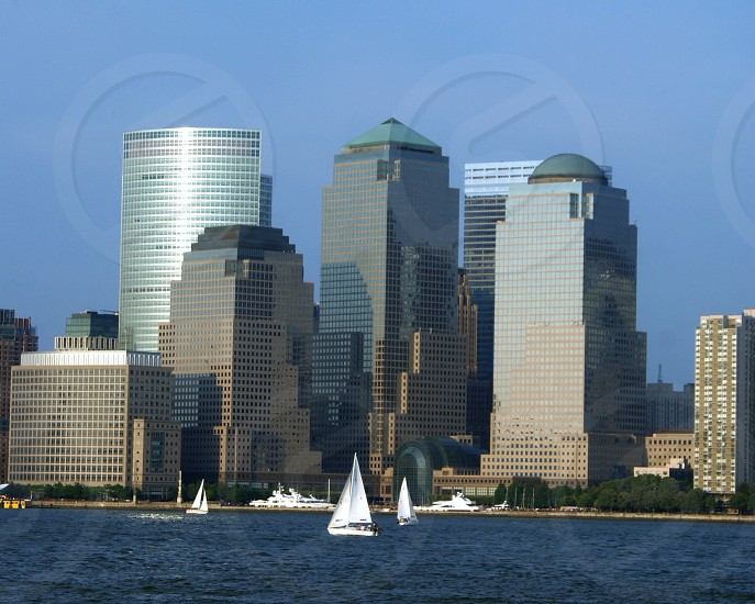 new world trade center new york photo