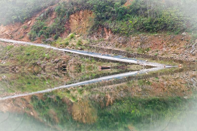 Yangtze River China photo
