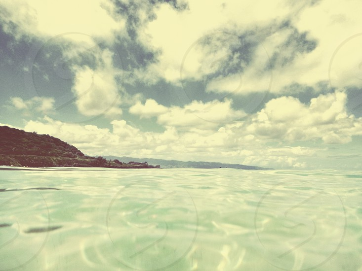 Ocean Hawaii Beach photo