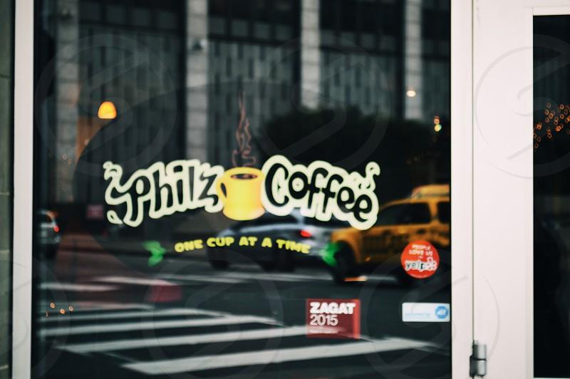 phils coffee logo photo