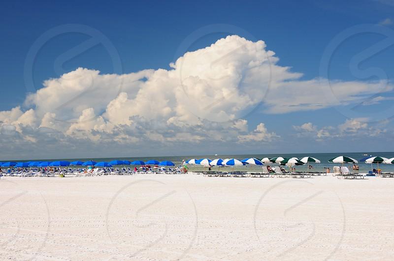 UmbrellasMarco Is.FloridaVacation photo