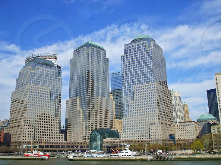 New York Harbor - New York photo