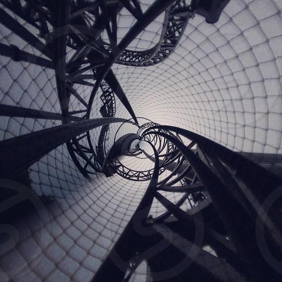 The Smiler Alton Towers Theme Park England  photo