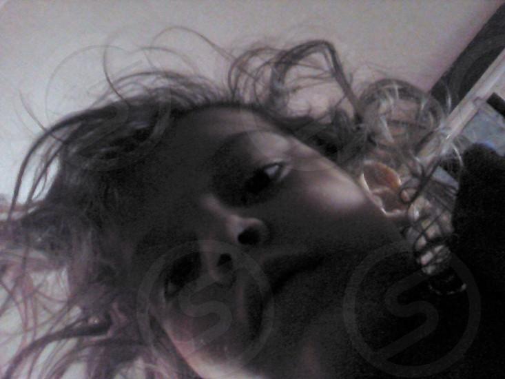 child playing selfphoto photo