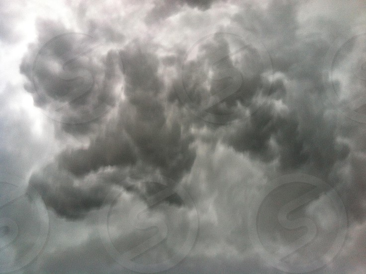 Angry Clouds photo