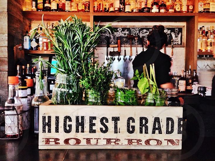 highest grade bourbon photo