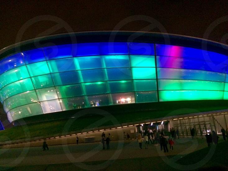 The Glasgow Hydro photo
