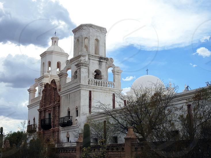 Mission San Xavier del Bac photo