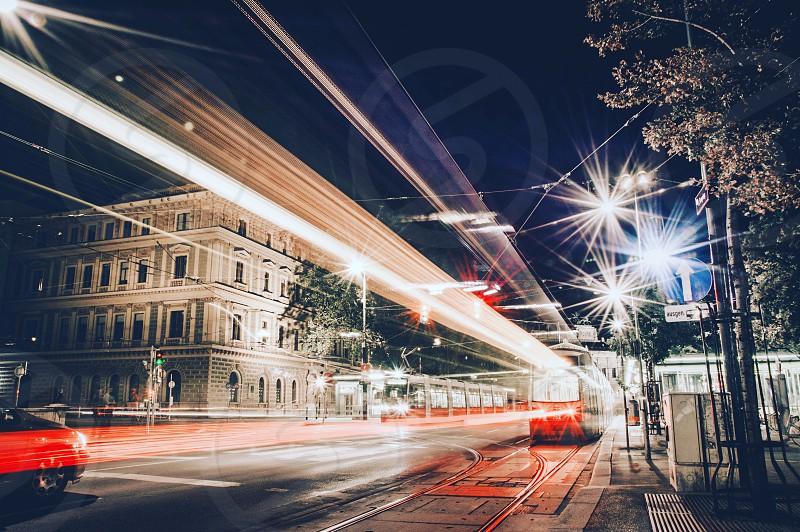 Vienna city center photo