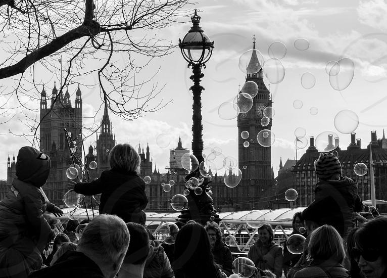 Bubble London. photo