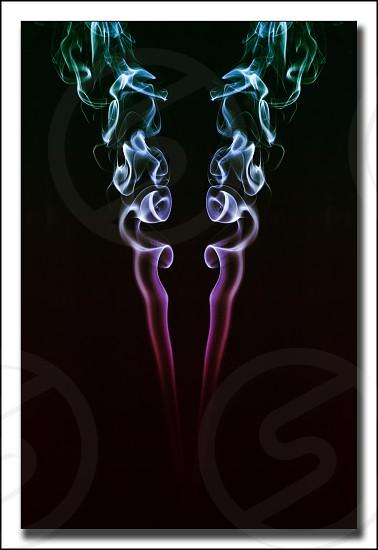Smoke Colours Colors Rams Horns photo