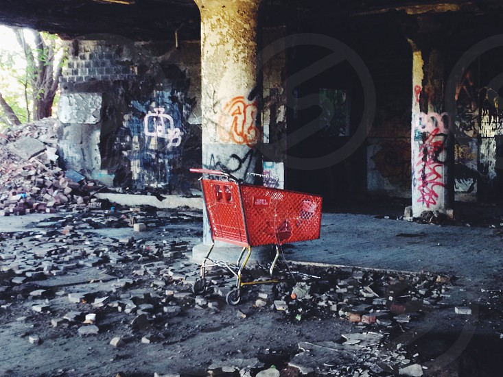 Abandoned Swift Meat Packing Plant photo