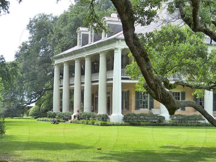 Plantation home photo