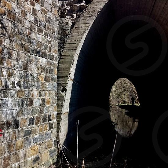 Stone tunnel history  photo