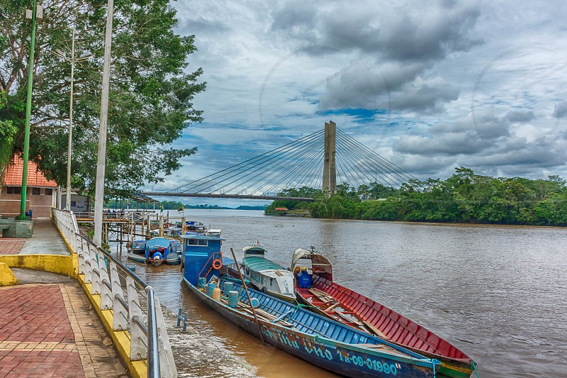Napo River photo