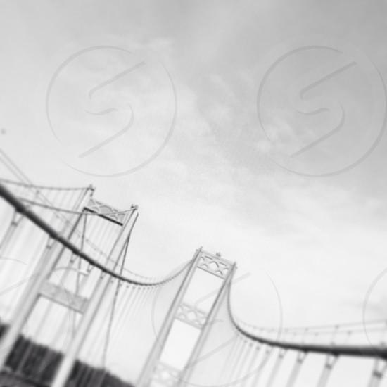 Tacoma Narrows bridge photo