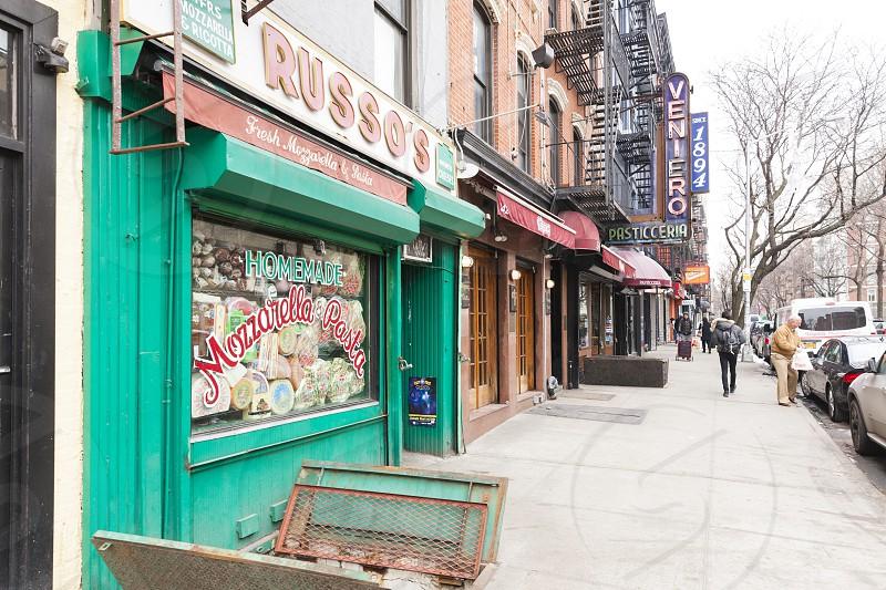 East Village Manhattan photo