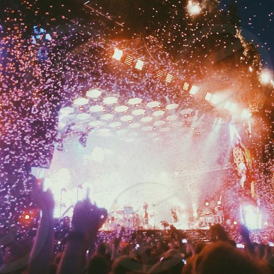 Arcade Fire London photo