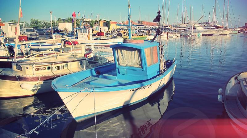 Boat Bandol (France) photo