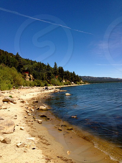 Big Bear Lake California photo