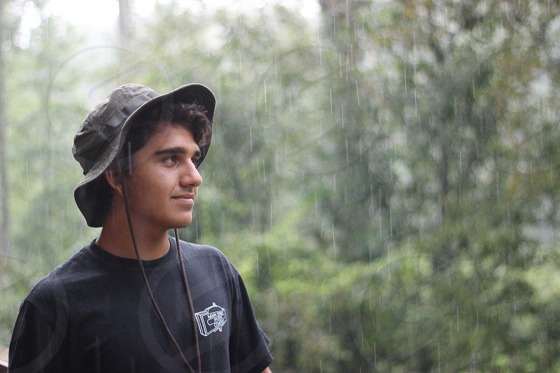 North Carolina rain  photo