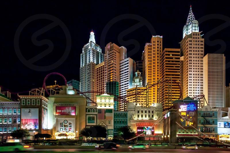 New York New York Hotel and Casino Las Vegas photo