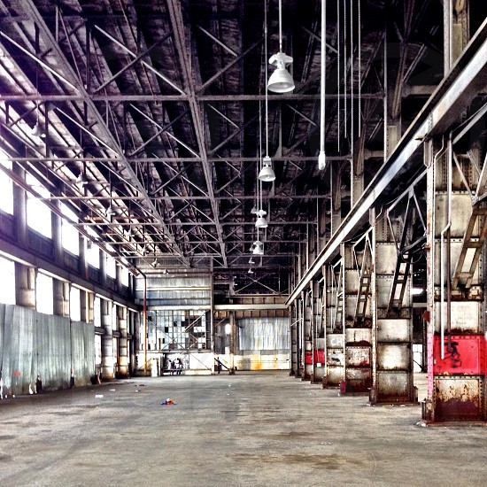 abandon building photo