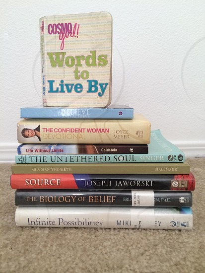 Some of my books! photo