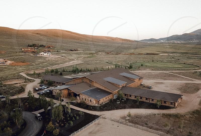 landscape portrait Colorado Napa Napa valley California drone magic photo