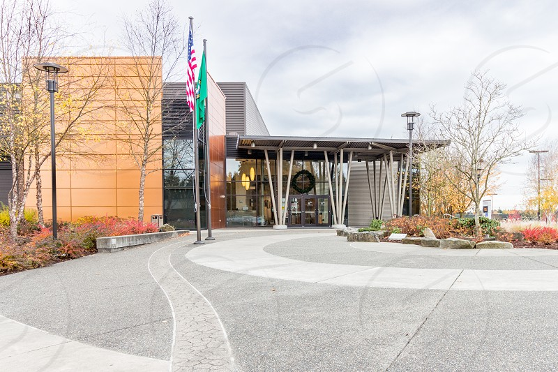 Lynnwood Washington Convention Center pride of Lynnwood. photo