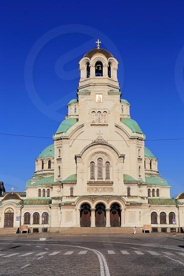 Alexander Nevsky Cathedral Sofia - Sofia photo