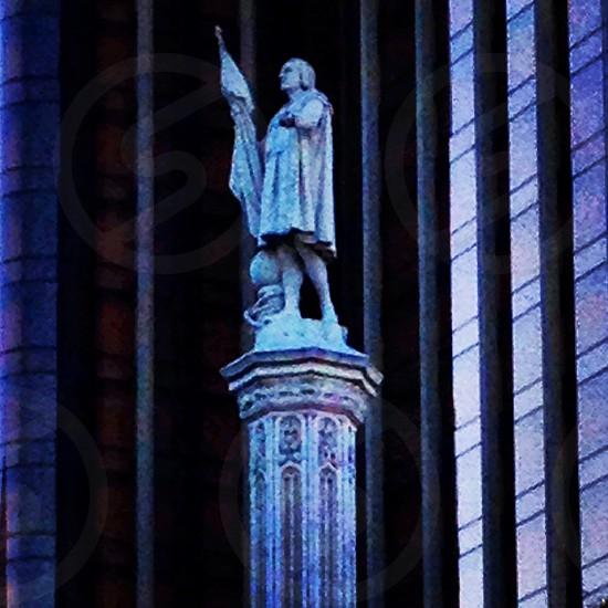 Monumento Cristobal Colón photo
