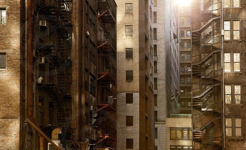 Lower East Side Manhattan photo