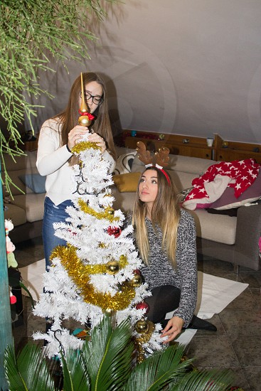 Christmas Shooting photo