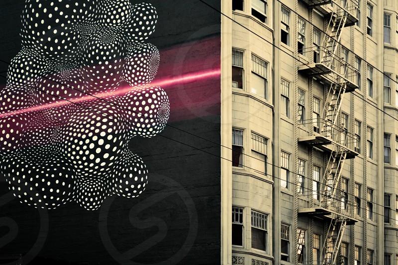 SF wall photo