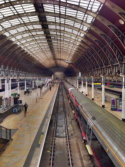 Paddington Station photo