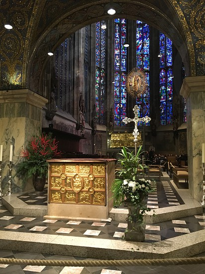 Alter in Aachen  photo