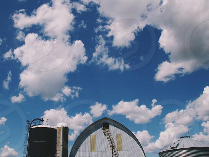 clue sky photo