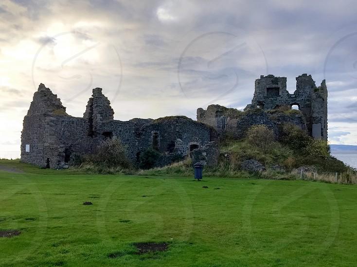 Dunure Castle photo