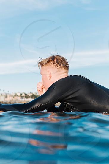 Sunrise surf session photo